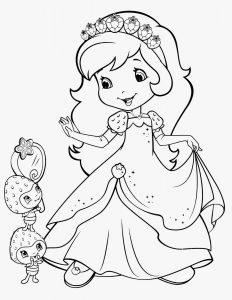 Принцесса Шарлотта Земляничка