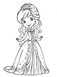 Принцесса Земляничка