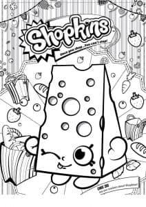 Шопкинс сыр