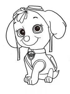 Собачка Скай