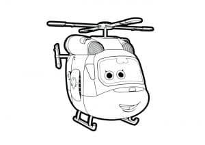 вертолет Дизи