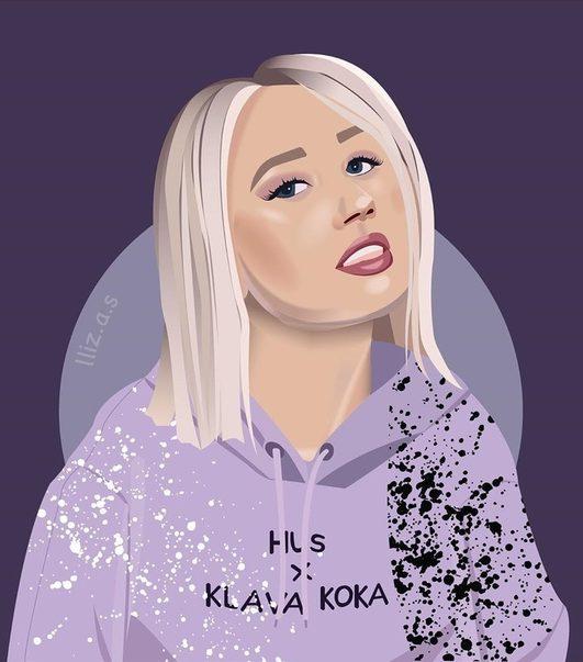 Раскраски Клава Кока