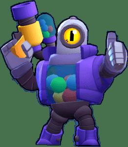 Робот Браво старс