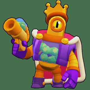 Король Рико пнг Brawl Stars