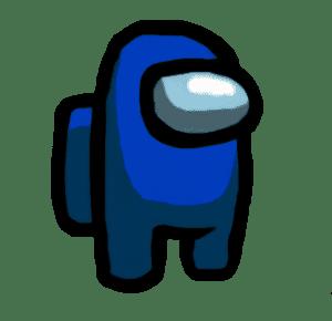 синий амонг ас пнг