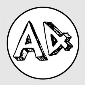 Логотип а4