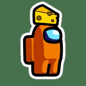 оранжевый амонг ас