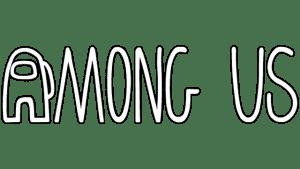 амонг ас надпись пнг