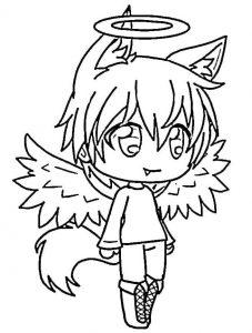 Ангел гача