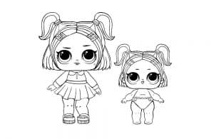 Куклы Лол красивые