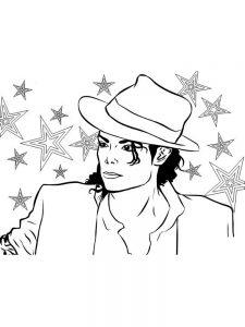 Майкл Джексон звезда